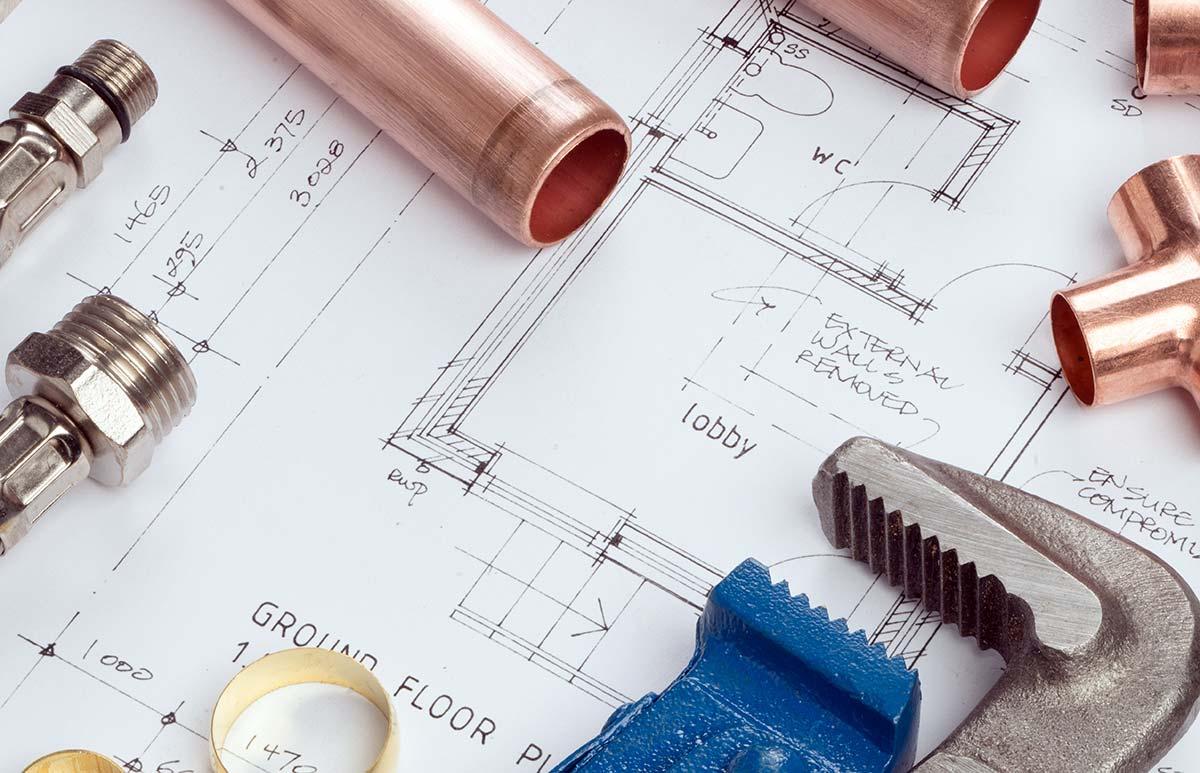 Rénovation en plomberie avec Plombier Lachine, QC